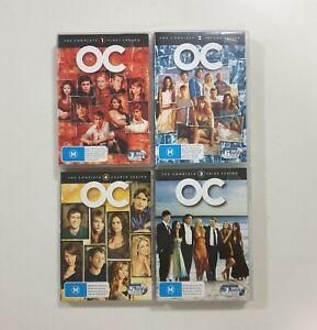 The OC - Complete Series - Seasons 1 2 3 & 4 DVD - 25x Disc Set - Region 4