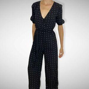 Portmans Black Jumpsuit
