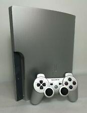 Sony PlayStation 3 Slim 160GB | 160 GB | PS3 | Konsole | Silber | gebraucht