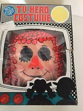 Ben Cooper Raggedy Ann 1973 Halloween Costume in Box.  Vintage 70s