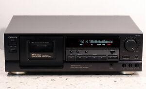 AIWA AD-F850 Stereo Hi-Fi cassette tape deck Dolby B/C/HXPro New belts SERVICED