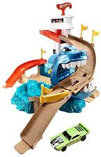 Mattel Hot Wheels BGK04 Color Shifters Hai-Attacke Spielset
