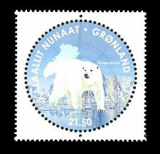 2014    GREENLAND  -  SG.  751  WITH SURROUND -  FROM POLE TO POLE  - UMM