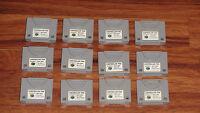 OEM Nintendo 64 Controller Memory Card Pak Pack NUS-004 Official  ORIGINAL!