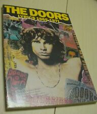 THE DOORS: LYRICS 1965 - 1971 Published 1992 By Omnibus Press
