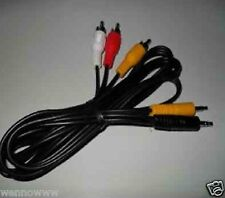 6ft 3.5mm AV Cable for Memorex Portable DVD Player to TV