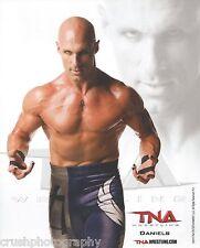 Christopher Daniels 2010 TNA 8X10 Promo Photo P-2 Impact Wrestling AEW