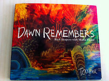DAWN REMEMBERS Rich Shapero With Maria Taylor TOO FAR CD The Shaggy Beast RARE