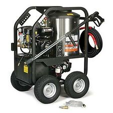 Hot Water Pressure Washer 3500 Psi Electric Start 35 Gpm 12 Volt Dc