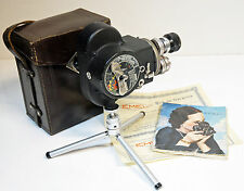 "CAMERA EMEL - Modèle "" C 93 "" - 8 mm - 1940 /1947 - N° 8514 - COLLECTOR"