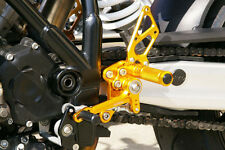 KTM 990 SUPER DUKE SATO RACING REARSETS REAR SETS