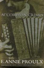 Accordion Crimes by Annie Proulx (Hardback, 1996)