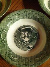 5 Vintage Royal  China The Old Curosity Shop Bowls