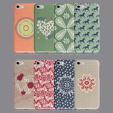 Boho Gitano Mandala teléfono caso para iPhone 5S se 6 7 8 XS XR Samsung S8 S9 Plus