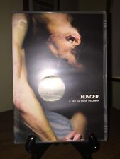 HUNGER - Criterion Collection DVD, #504, Dir. Approved, R1, Pristine, Rare