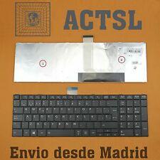 TECLADO ESPAÑOL para TOSHIBA Satellite C55-A-1ND
