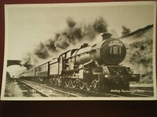 POSTCARD RP THE INTER-CITY EXPRESS HAULED BY GWR LOCO