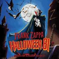 Frank Zappa - Halloween 1981 Highlights from the Palladium, New York (NEW CD)
