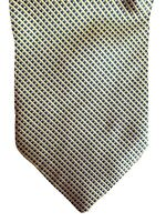 Brooks Brothers 346 Mens Gold Tie 100% Silk Necktie USA Italy Made