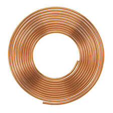 Mueller Industries Lsc2020p Type L Copper Tubing14 Id38 Od20 Ft