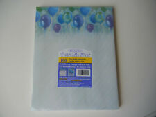 """Geographics Pastel Balloons Design Paper Twice As Nice 2 Sides 8.5""""x11"""" 100/PK"""