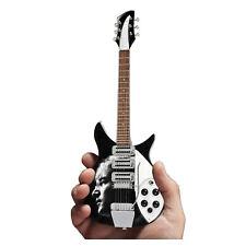 John Lennon Image Electric Tribute Mini Guitar Replica Model Collectible Decor