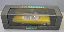 VITESSE 1/43 : CADILLAC 1959 OPEN CABRIOLET  jaune