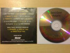SACRI CUORI ~'Rosario'~V.Rare UK PROMO ONLY CD 2012~Italian Americana~NEW