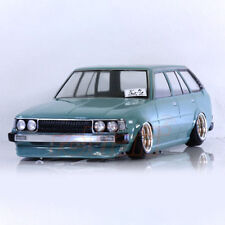 Pandora RC Cars Toyota Corolla Van KE70 1:10 Drift 197mm Clear Body Set #PAB-159