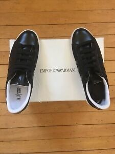 Armani Jeans Leather Men's Casual Shoes