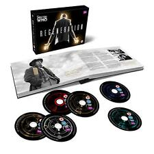 Doctor Who - Regeneration Collection (DVD, 2013 6-Disc Set, Box Set) Dr Who 1969