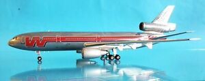 InFlight200 DC-10-10 Western Airlines N912WA (polished) Ref: IFDC100615P