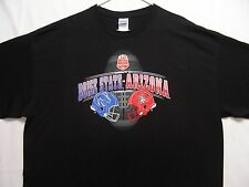 BOISE STATE BRONCOS - ARIZONA WILDCATS FIESTA BOWL XL SIZE LONG SLEEVE T-SHIRT!