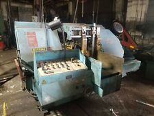 Doall C410 A Automatic Horizontal Bandsaw