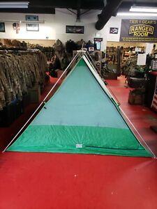 Vintage Eureka Catskill 7'x5' 3 season Tent with Rainfly and Aluminum Poles