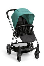 Mamas & Papas 2016 Sola 2 Stroller in Teal Tide - New! Free Shipping! Open Box!!