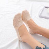 Ice Silk Stockings Boat Socks Invisible Socks Woman Socks Lace Stockings