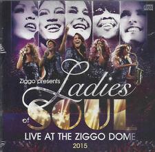 Ladies Of Soul 2015 - Live At Ziggo Dome - 2-cd (Sheila E. ,Glennis Grace, )