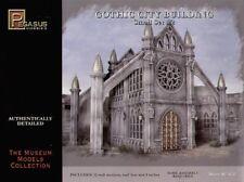 Pegasus Hobbies 28mm edificio de Ciudad Gótica pequeño conjunto 2 # 4925