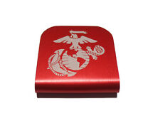 USMC EGA Marine Corps Red Hat Clip for Tactical Patch Caps by Morale Tags
