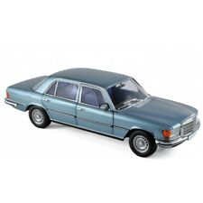 Norev 1:18 Mercedes-Benz 450 SEL 6.9 1976 - Blue Grey Metallic - NV183457