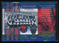 Select 2012 Eternity Melbourne 1926 Premiership Commemorative Card PC76