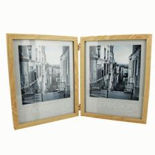 CORNICE legno laminato doppio 8x10