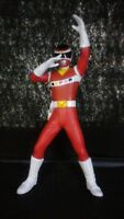 "Power Rangers In Space Red Ranger 6"" figure"