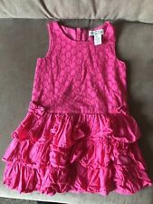 Girls Pink Dress Size 5/6 From Aphorism