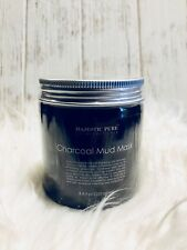 Majestic Pure High Quality Activated Coconut Charcoal Powder Mud Mask 8.8 fl oz