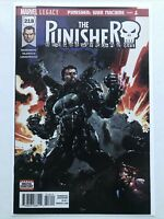 Punisher 218, Marvel 2018, War Machine Armor