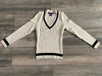 Ralph Lauren Collection Cricket Cable Knit Sweater (M) NWOT