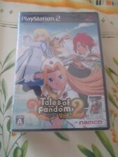 >> TALES OF FANDOM VOL.2 DX PLAYSTATION 2 PS2 JAPAN IMPORT NEW FACTORY SEALED <<