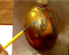 Painting Metal Still life Objects Techniques Video DVD Lessons -  Hall Groat II